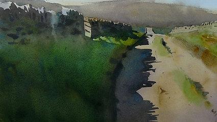 Shadows in Watercolour