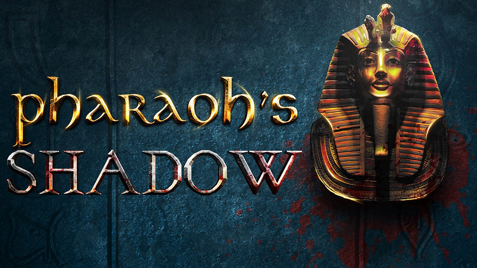 Pharaoh's Shadow Book Trailer