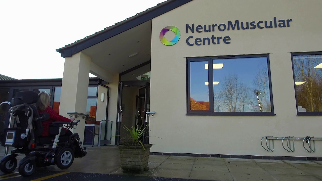The Centre of Excellence for People and Families Affected by a Neuromuscular Condition