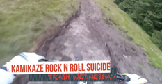 Kamikaze Rock n' Roll Suicide