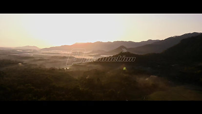 View on The Enchanting Misty Mountains