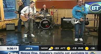 Love Life (Live from Breakfast TV)