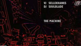 VJ Sellekhanks & DJ Soulblade: The Machine | Aavistus on Air 18.9.2020