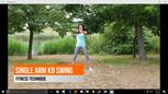 Technique - Single Arm Swing
