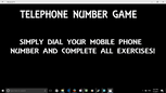Telephone Game - Bootcamp