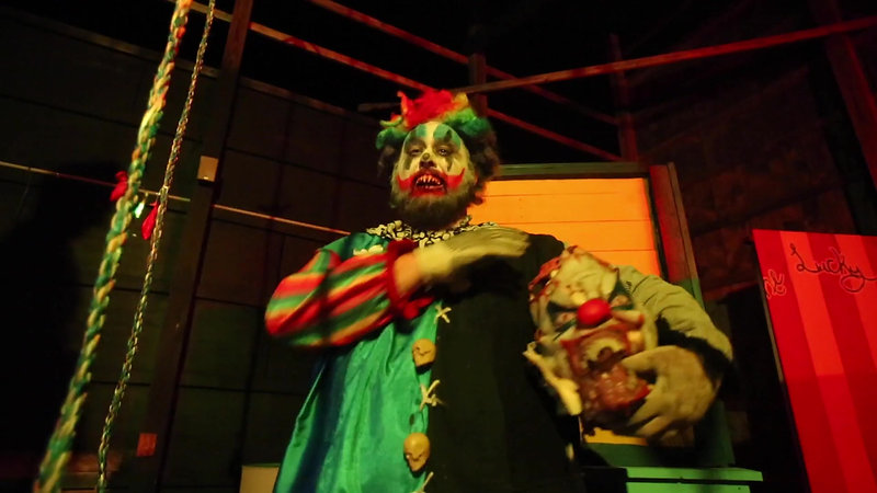 Bob, Skitzo the Clown