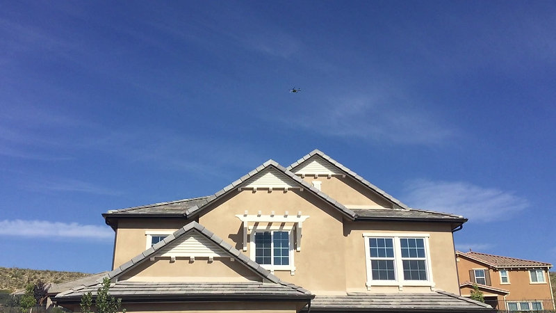 Home Inspection with Drone!