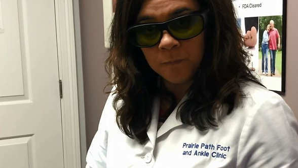 How long does a MLS Laser Therapy Session take?