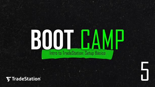 Setup Básico (Web) | Abacus Bootcamp: TradeStation