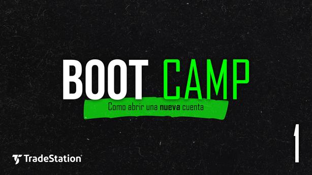 Apertura de una nueva cuenta | Abacus Bootcamp: TradeStation