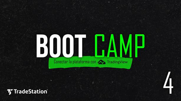 Conectando la plataforma con TradingView | Abacus Bootcamp: TradeStation