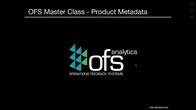 Product Metadata Webinar