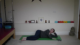 Mat Pilates with weights