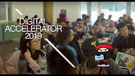 Final Call Registration for The Digital Ninja Accelerator Lab 2020