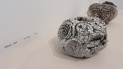 Wi Taepa - pots (ceramic)