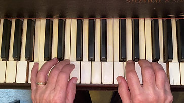 The Rose I in C Major, Demonstrated by Patricia Bissell