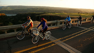 Sol Rides Electric Bike Tour in the Columbia River Gorge
