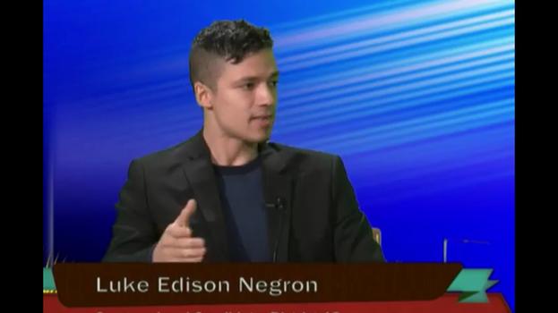 PCTV Hosts Luke Edison Negron