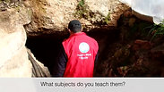 ShelterBox Cave Learning Syria