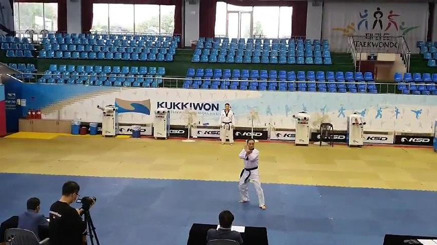 Taekwondo Park Madrid