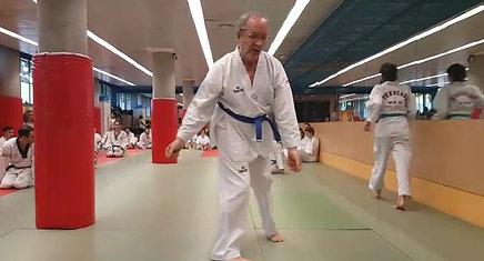 Taekwondo superacion
