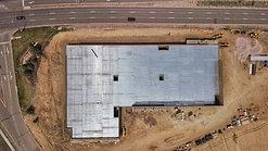 Crossland Construction - Retirement Home building site at Woodmen & Lee Vance in Colorado Springs - April 2019