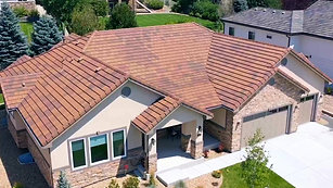 6930 S Netherland Way, Aurora, CO aerial video for property listing