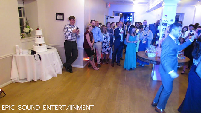 Epic Sound Entertainment - Paty & Andy's Wedding - Cabell's Mill 2019