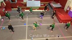 Cardio Warm up