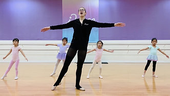 Pre-Ballet with Miss Sarah