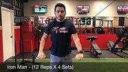 triceps - iron man