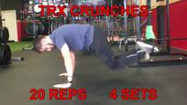 abs - TRX CRUNCH