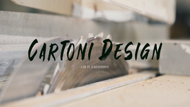 Cartoni Design presents | Milan Table