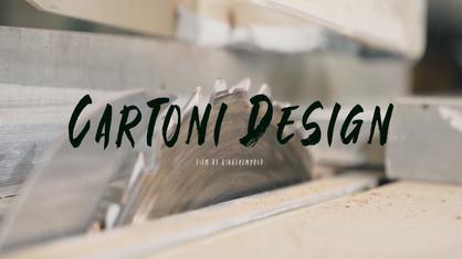 Cartoni Design presents | Milan Table