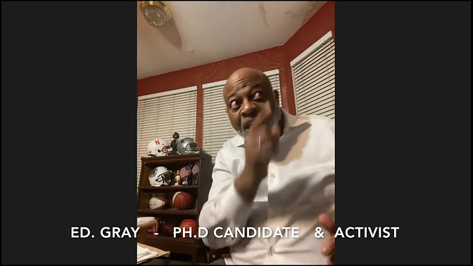 Ed Gray PhD. Candidate Testimonial