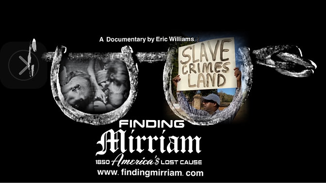 Trailer Finding Mirriam