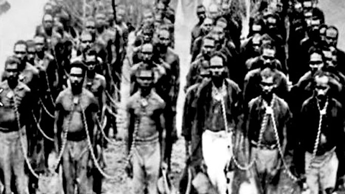 Slavery in America - Finding Mirriam