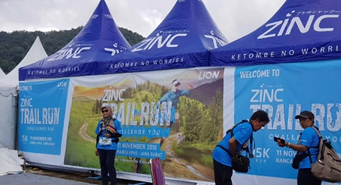 ZINC TRAIL RUN