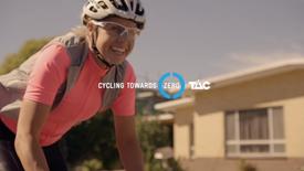 TAC Cycling Towards Zero - Peta Mullens
